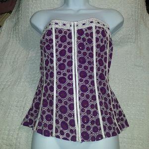 Bebe Brand bustier corset